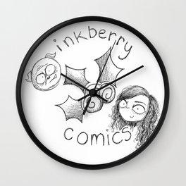 Inkberry Comics Wall Clock