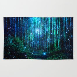 magical path Rug