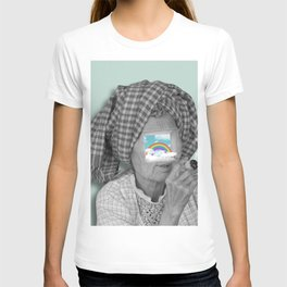 Never Gets Old Inside T-shirt