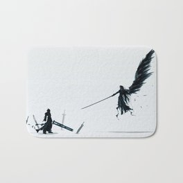 Final Fantasy Bath Mat