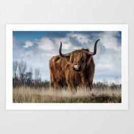 Highlander 2 Art Print