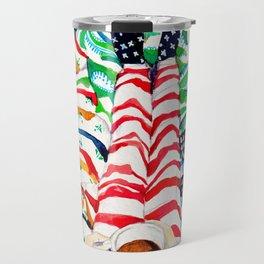 Wrapped up & Warm Tea Travel Mug