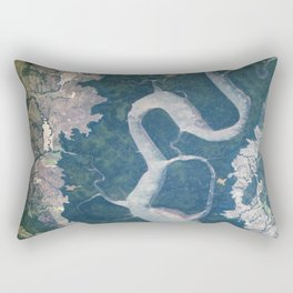 Rio San Pablo Rectangular Pillow