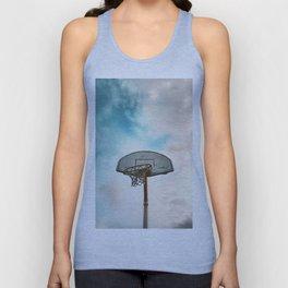 basketball hoop 8 Unisex Tank Top
