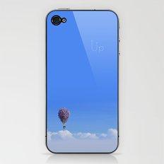 Up - Disney Pixar iPhone & iPod Skin