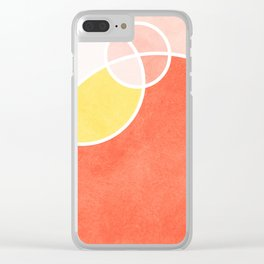 Gently Clear iPhone Case