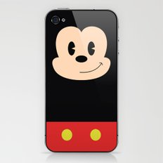 Mickey Mouse iPhone & iPod Skin