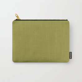 Pantone 16-0543 Golden Lime Carry-All Pouch