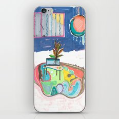 Pretty Cages iPhone & iPod Skin