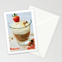 Bistro in Provence Stationery Cards