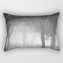 Foggy Daze Rectangular Pillow