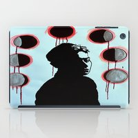 kpop iPad Cases featuring Blood Moons by Ahri Tao