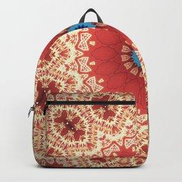 Vintage Mandala Design Backpack