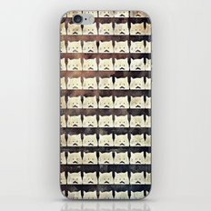 cats-379 iPhone & iPod Skin