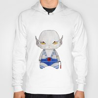 thundercats Hoodies featuring A Boy - Panthro (Thundercats) by Christophe Chiozzi