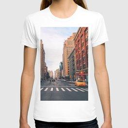 New York City - Summer in Chelsea T-shirt