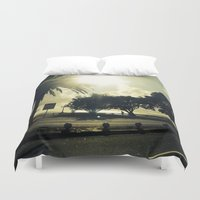 portugal Duvet Covers featuring Porto (Portugal) by Mr. Ten Fingers