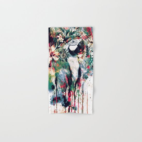 Interpretation of a dream - Parrot II Hand & Bath Towel