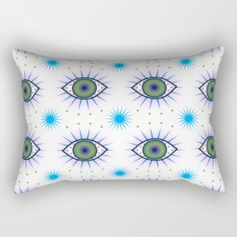 Omniscience Rectangular Pillow