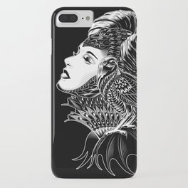 Maleficent Tribute iPhone Case