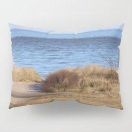 At the beach 4 Pillow Sham