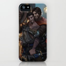 Kings Row iPhone Case