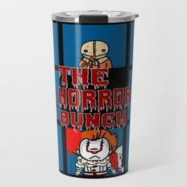 The Horror Bunch: Slashers Unite Travel Mug