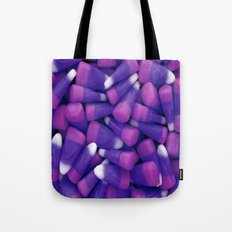 Zombies Love Candy Corn Tote Bag
