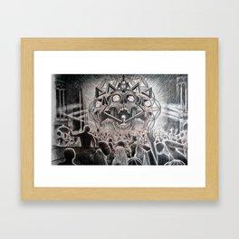 Excess of Ecstasy Framed Art Print