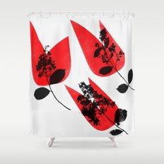 grow 1 Shower Curtain