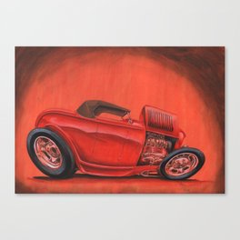32 Roadster Canvas Print