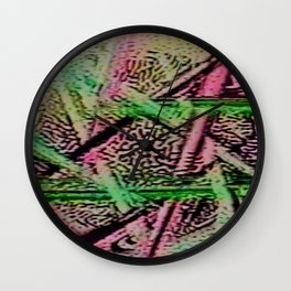 Feedbackkgram Wall Clock