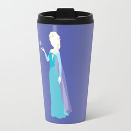 Elsa from Frozen Travel Mug