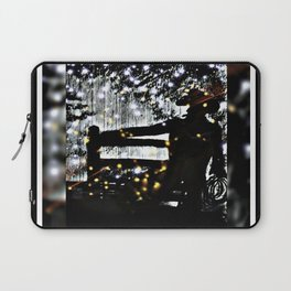 Starry Sky For The Cowboy In Montana Laptop Sleeve