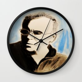 Claude Nougaro Wall Clock
