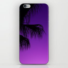 Sunset Bouleviolet iPhone Skin