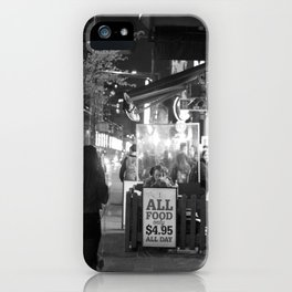 All food iPhone Case