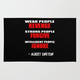 weak people Rug