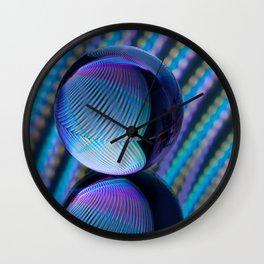 Crystal Ball 1 Wall Clock