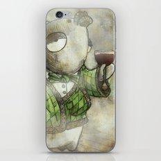 Gentlepesce iPhone & iPod Skin