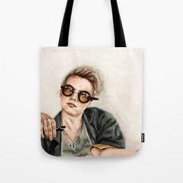 Ain't Afraid Tote Bag