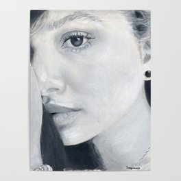 La lectora de almas Poster