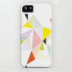 Multicolor Geometric Slim Case iPhone (5, 5s)