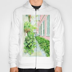 New Orleans Courtyard Hoody