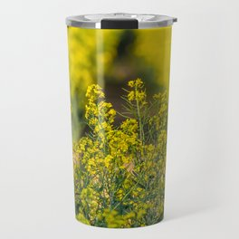 Yellow. Travel Mug