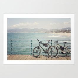 La Vida California Art Print