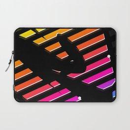 Stripe E Laptop Sleeve