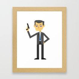 Lassiter Framed Art Print