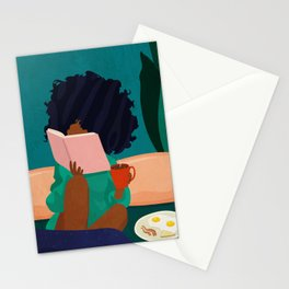 Stay Home No. 5 Stationery Cards
