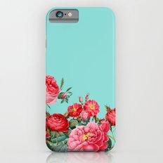Fab Floral Slim Case iPhone 6